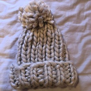 Urban Outfitters merino wool hat